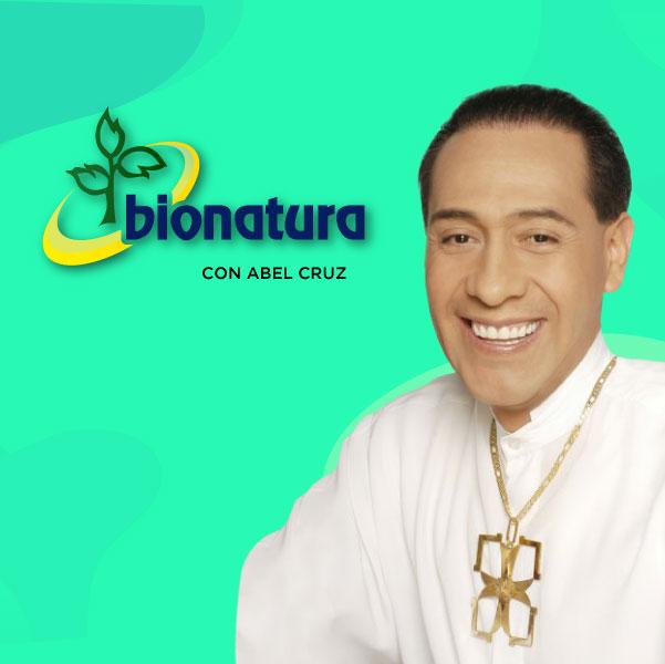 Bionatura con el Dr. Abel Cruz