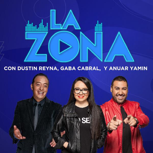 La Zona con Christian Zamacona, Gaba Cabral y Anuar Yamín