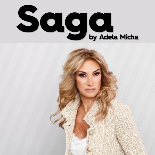 Saga con Adela Micha