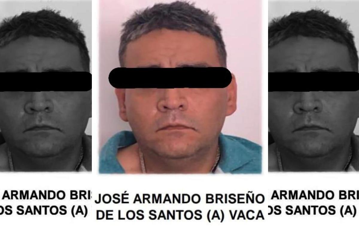 """DETIENEN A """"EL VACA"""", PRESUNTO AUTOR INTELECTUAL DEL ATENTADO CONTRA HARFUCH"""