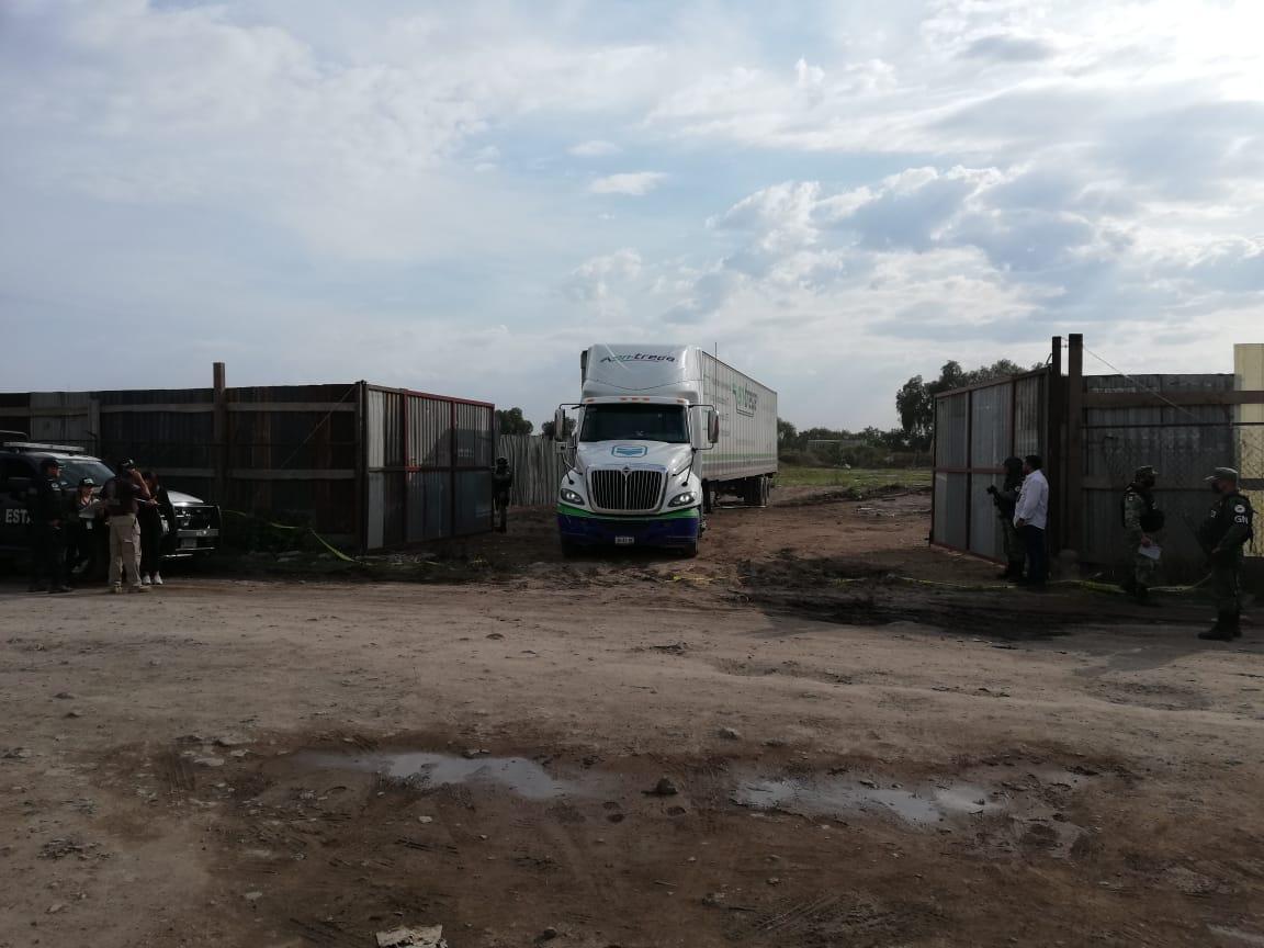 RECUPERAN MEDICAMENTOS, MERCANCÍA VALUADA EN CASI 9 MDP, TRAS CATEO