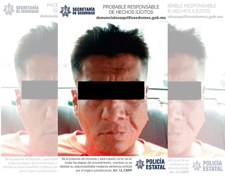 CAE PROBABLE RESPONSABLE DEL ROBO CON VIOLENCIA A TRANSPORTISTA