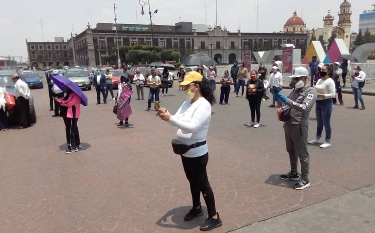 EDOMÉX CASI LLEGA A LOS 35 MIL CASOS POSITIVOS DE COVID-19