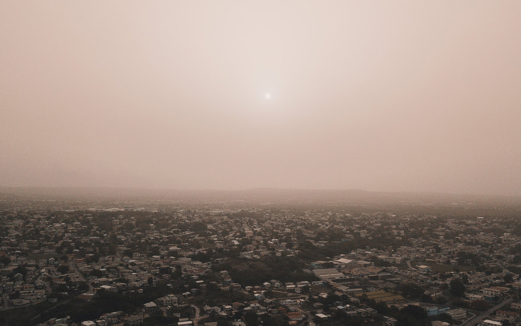 MÁS NUBES DE POLVO DEL SAHARA PODRÍAN LLEGAR A MÉXICO