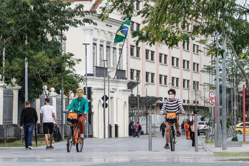 BRASIL REGISTRA 67 MIL 860 CASOS  DE COVID-19 EN LAS ÚLTIMAS 24 HORAS, NUEVO RÉCORD
