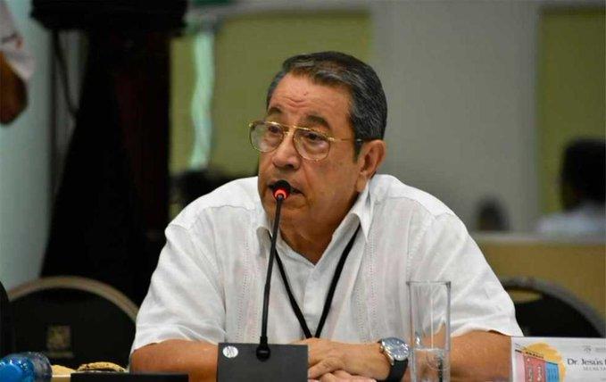 FALLECE POR COVID-19 SECRETARIO DE SALUD DE CHIHUAHUA