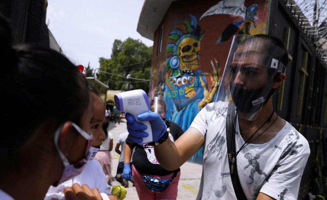 CON 639 NUEVOS DECESOS, MÉXICO ALCANZA LAS 46 MIL MUERTES POR COVID-19