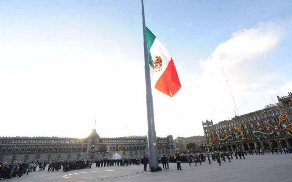 SE DECLARA DUELO NACIONAL DE 30 DÍAS POR VÍCTIMAS DE COVID EN MÉXICO