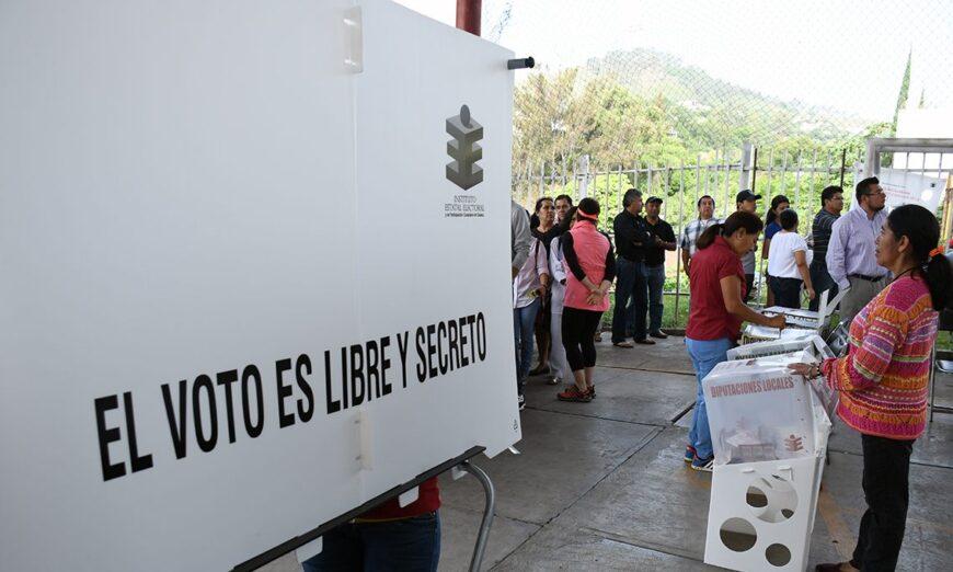 CONOCE LOS RESULTADOS PRELIMINARES DE LAS ELECCIONES DE HIDALGO Y COAHUILA