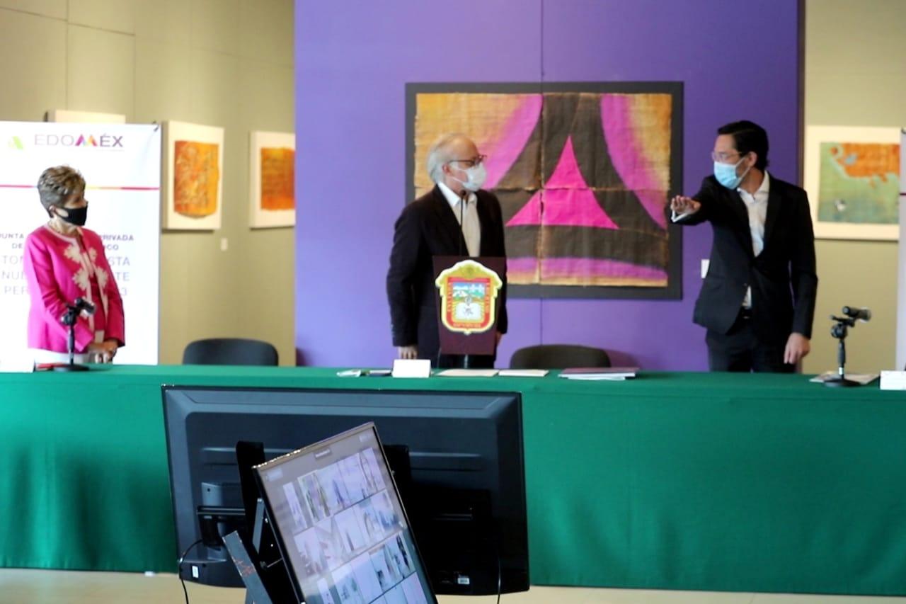 TOMA PROTESTA JUAN MANUEL ROSAS PÉREZ COMO NUEVO PRESIDENTE DEL JAPEM