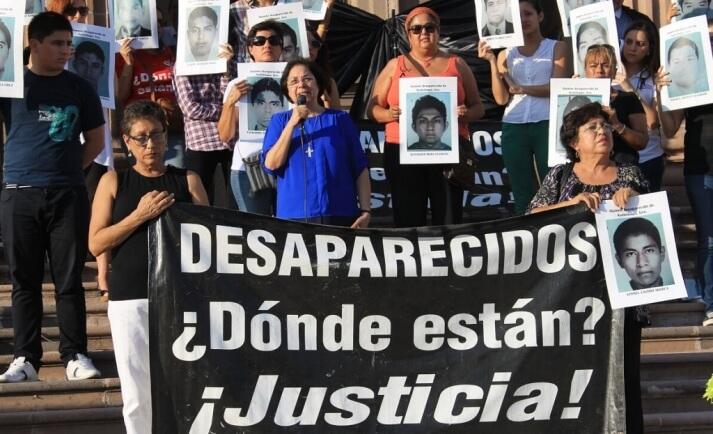 EN MÉXICO EXISTEN MÁS DE 75 MIL PERSONAS DESAPARECIDAS