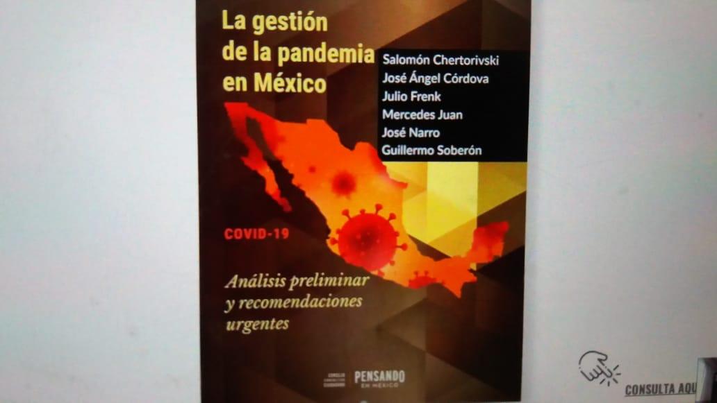 COVID-19… UN GOLPE DE TIMÓN EN MÉXICO
