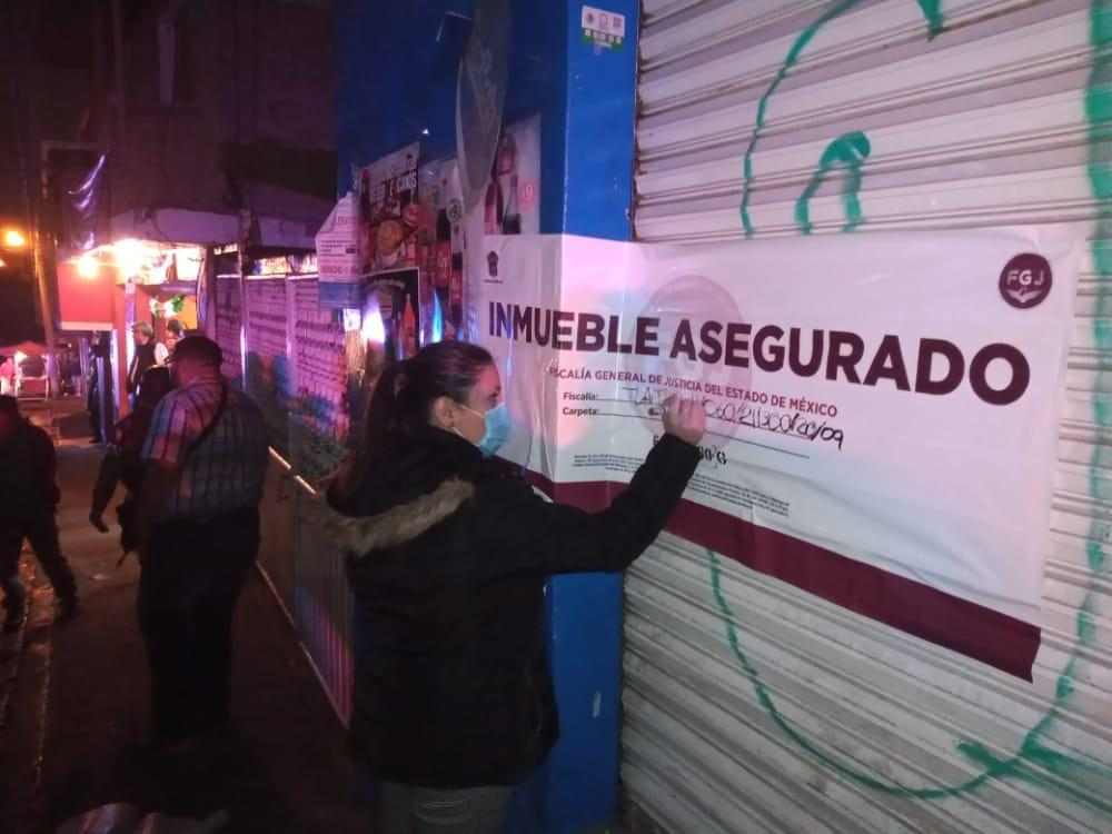 DETIENEN A 102 PERSONAS DURANTE OPERATIVOS EN ATIZAPÁN, TLALNEPANTLA Y NICOLÁS ROMERO
