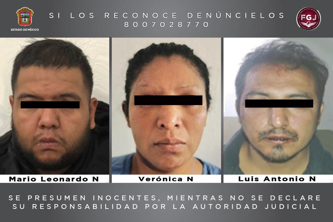 VINCULAN A PROCESO A TRES PERSONAS INVESTIGADAS POR HOMICIDIO