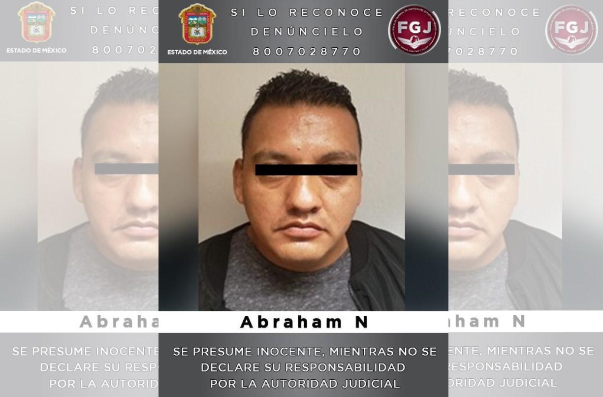 VINCULAN A PRESUNTO HOMICIDA DE UN MENOR DE EDAD EN EL VALLE DE TOLUCA