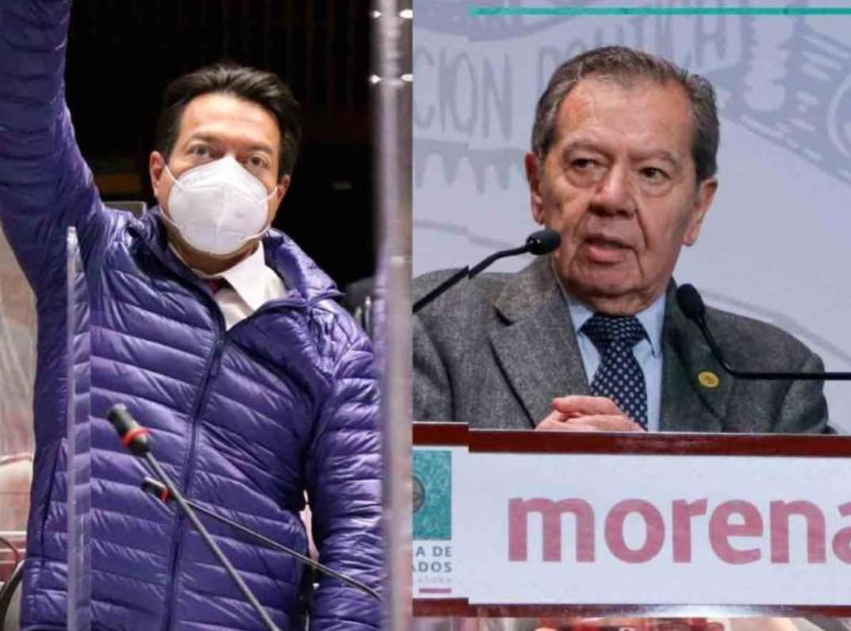 EMPATAN MUÑOZ LEDO Y MARIO DELGADO; HABRÁ OTRA ENCUESTA: INE