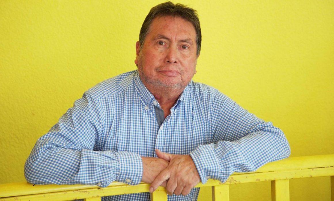 DÉJAME: CRÓNICA NOVELADA DE UN AMOR NO CORRESPONDIDO.
