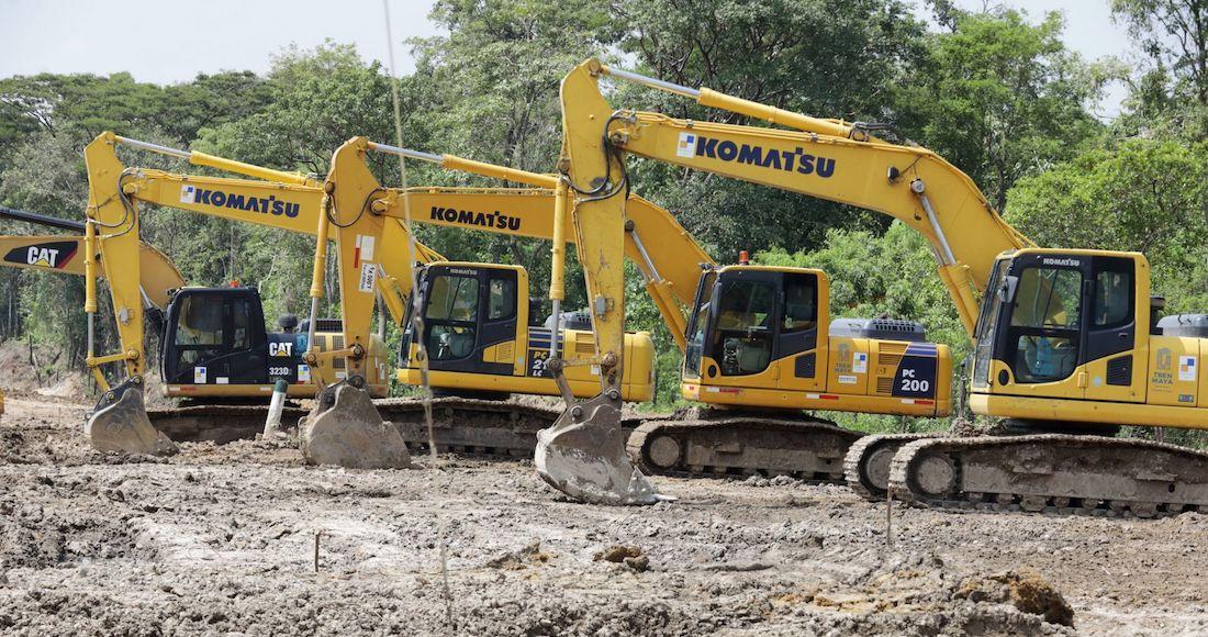 HALLAN CERCA DE TRES MIL VESTIGIOS ARQUEOLÓGICOS EN LA CONSTRUCCIÓN DEL TREN MAYA