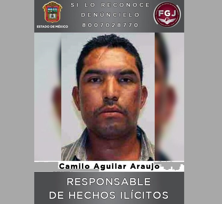 SENTENCIAN A 47 AÑOS DE CÁRCEL A EX POLICÍA MUNICIPAL DE VALLE DE BRAVO