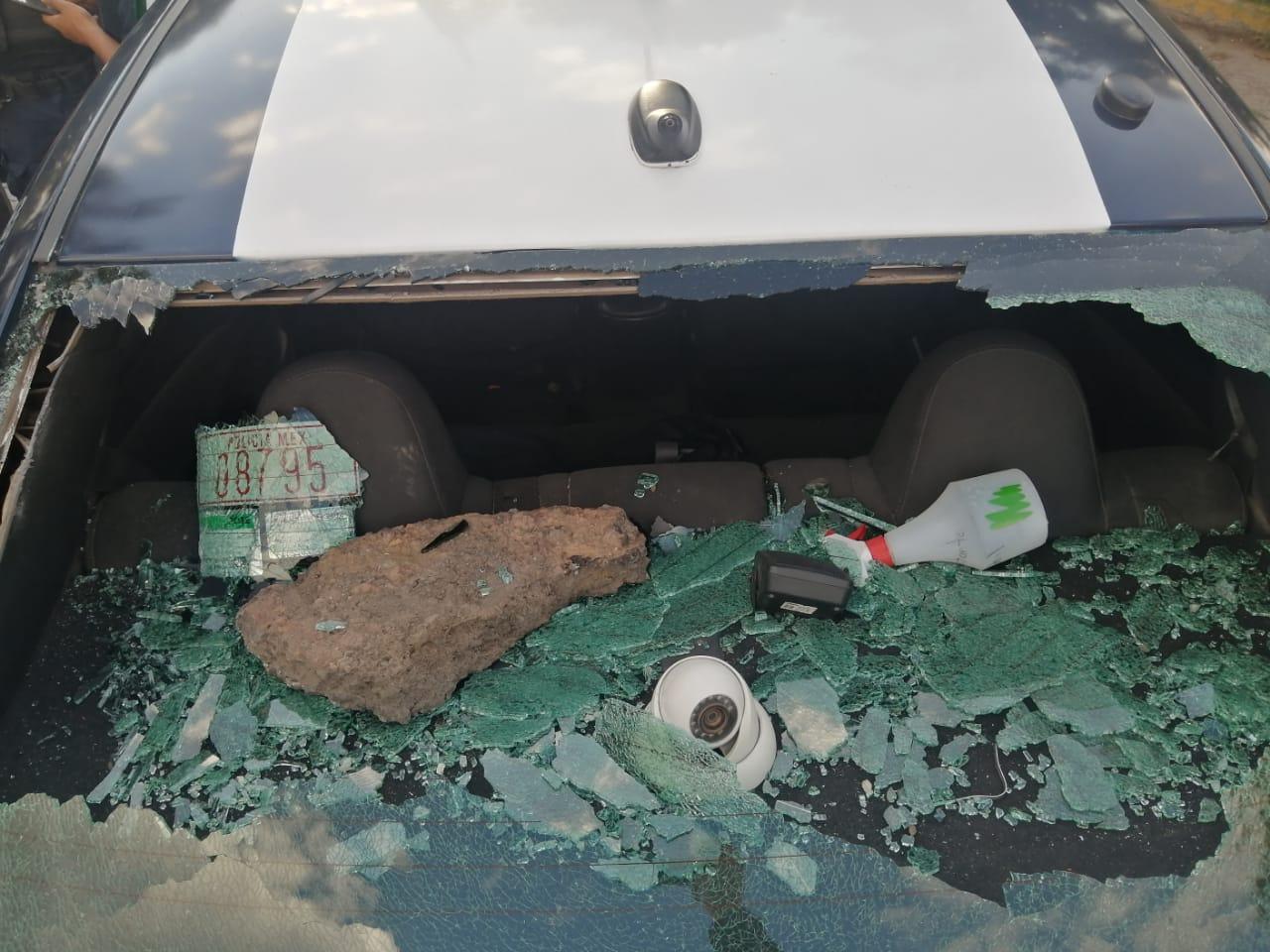 INFRACCIÓN DE TRÁNSITO DESATA ENFRENTAMIENTO CONTRA POLICÍAS ESTATALES