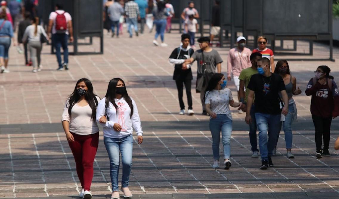 HAY SIGNOS TEMPRANOS DE UN REBROTE DE COVID-19 EN MÉXICO: GATELL