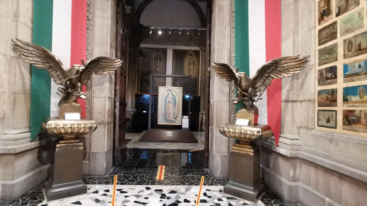 79 AÑOS DEL MUSEO BASÍLICA DE GUADALUPE