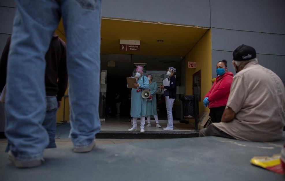 CHIHUAHUA REGISTRA ALREDEDOR DEL 80% DE LAS MUERTES POR COVID-19