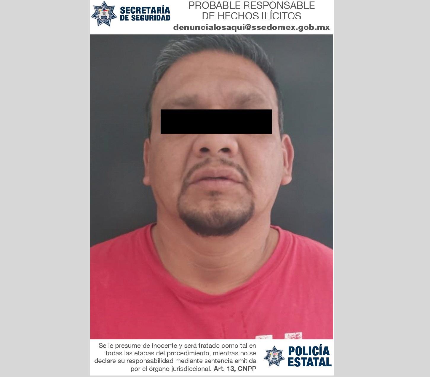 CAPTURAN A PROBABLE NARCOMENUDISTA EN HUEHUETOCA