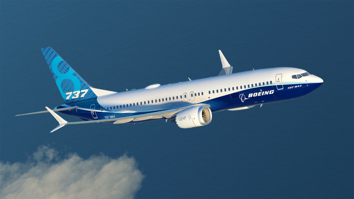 EL BOEING 737 MAX VUELVE A VOLAR DESPUÉS DE DOS AÑOS DE SUSPENSIÓN