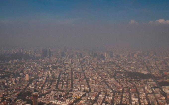 COVID-19 AYUDA AL MEDIO AMBIENTE; BAJAN 7% EMISIONES DE CO2