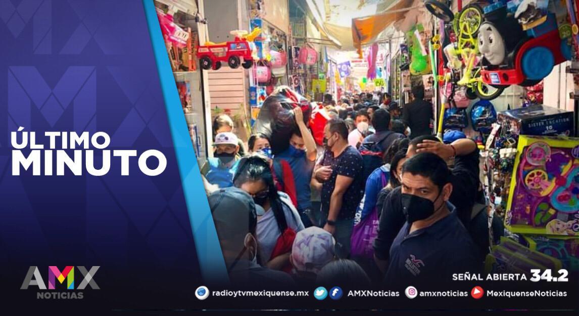 MÉXICO SE ACERCA A UN MILLÓN 256 MIL CONTAGIOS DE COVID-19; HAY 114 MIL 298 MUERTES