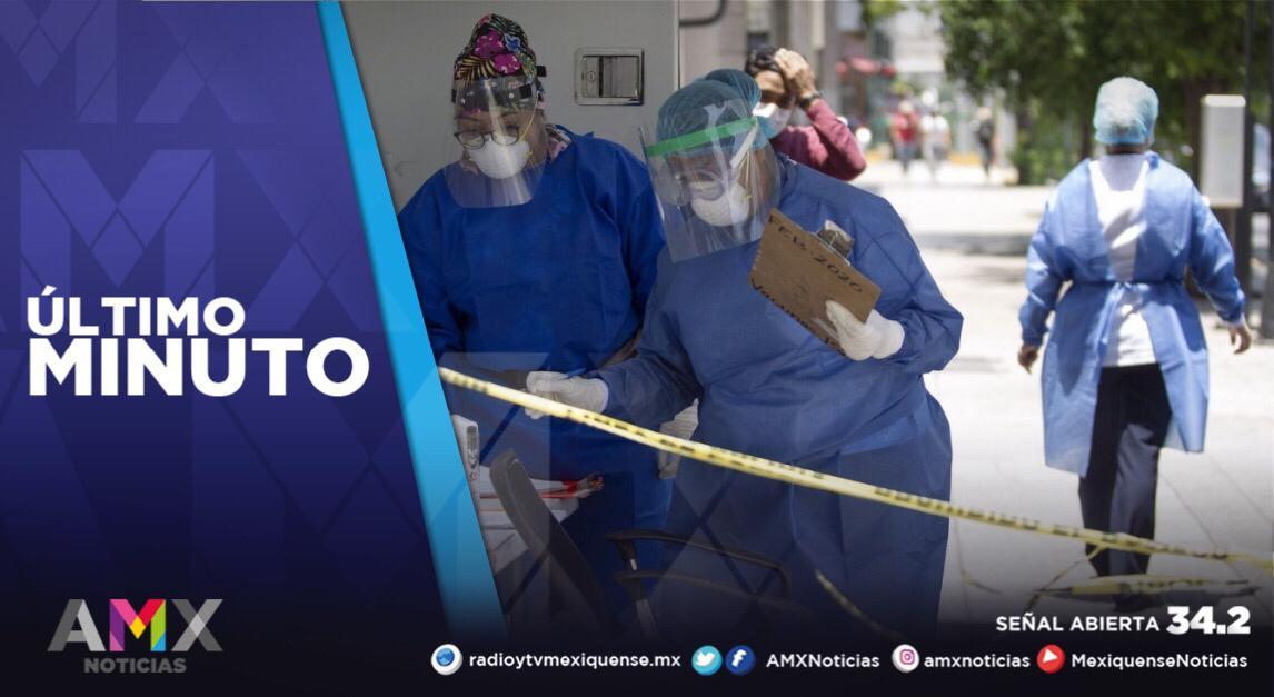 DETECTAN EN NUEVO LEÓN POSIBLE CASO DE LA CEPA DE COVID-19 DEL REINO UNIDO