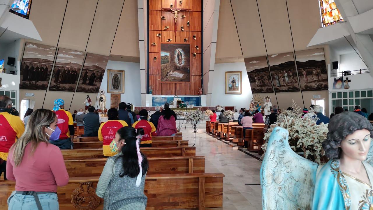 IGLESIAS DEL VALLE DE MÉXICO VUELVEN A RECIBIR A CREYENTES