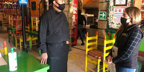Este 14 de febrero piden a mexiquenses tomar precauciones
