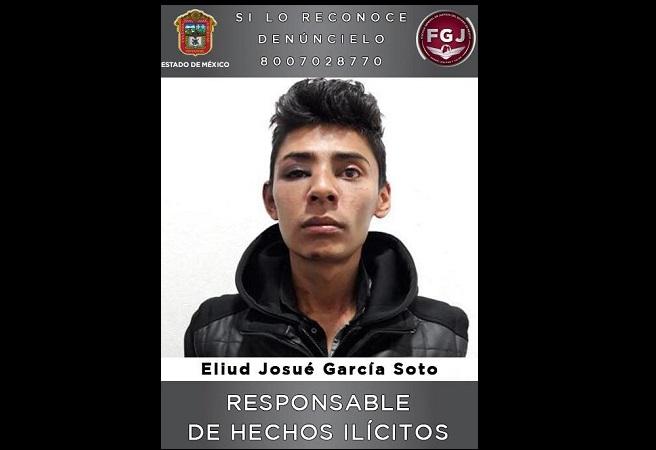 PASARÁ 40 AÑOS EN PRISIÓN POR MATAR A UN POLICÍA EN NAUCALPAN