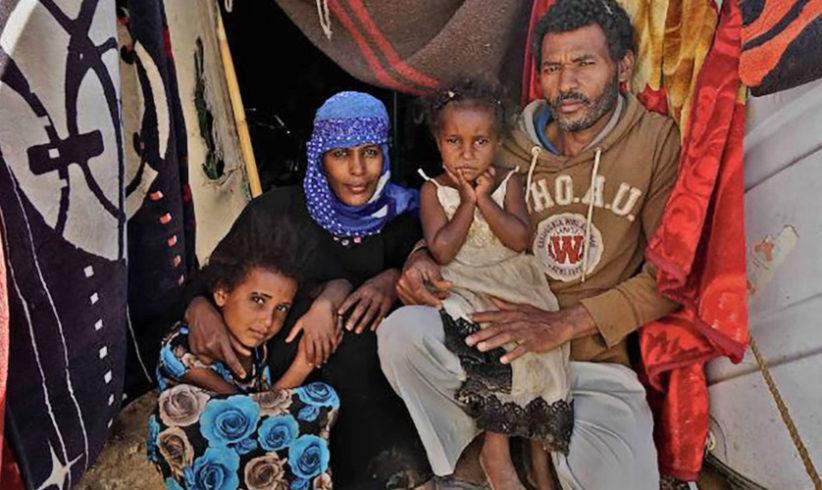 BUSCA ONU RECAUDAR 3.8 MILLONES PARA ENFRENTAR LA HAMBRUNA EN YEMENM