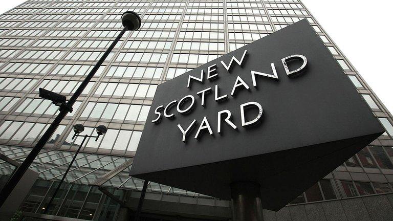 SCOTLAND YARD CAPACITARÁ A POLICÍAS DE NEZAHUALCÓYOTL