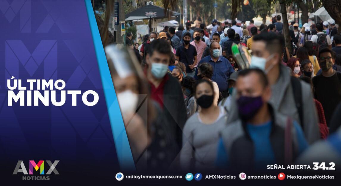 SEGUIRÁ CDMX EN SEMÁFORO NARANJA EPIDEMIOLÓGICO LA PRÓXIMA SEMANA