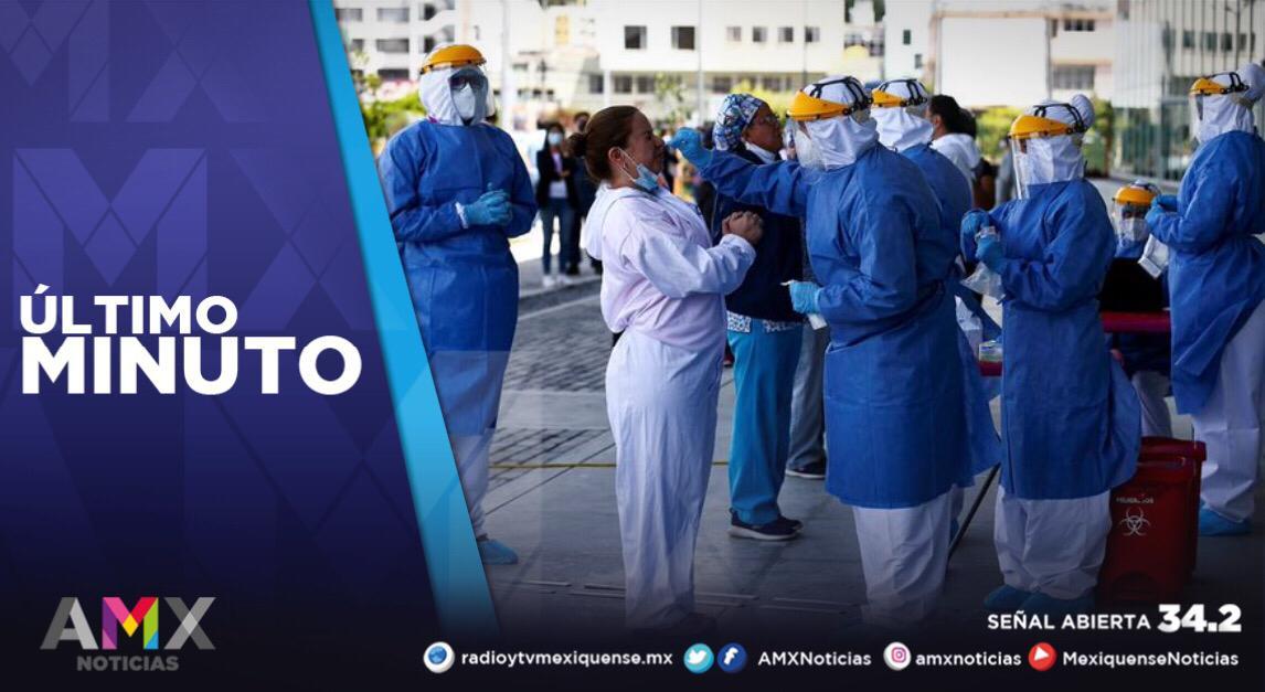 HOSPITALES MEXIQUENSES ATIENDEN A 2 MIL 75 PACIENTES POR COVID-19