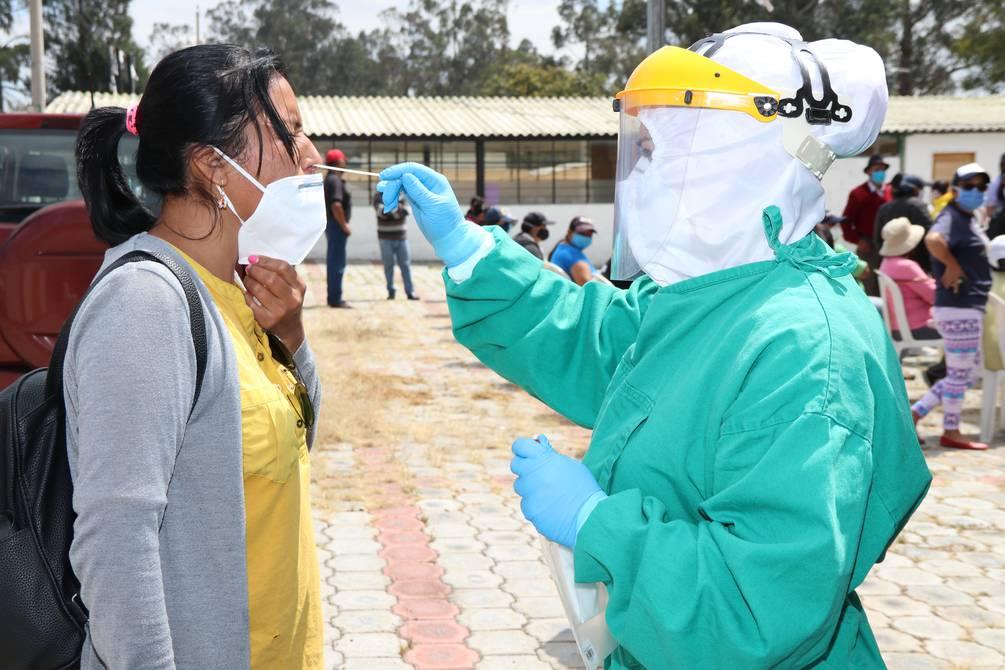 RECONOCE OPS ESTABILIZACIÓN DE CASOS DE COVID-19 EN MÉXICO