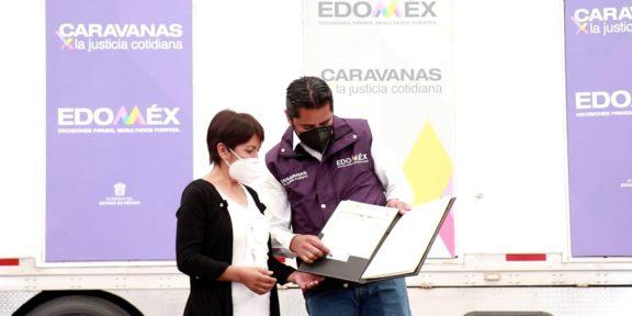 CARAVANAS POR LA JUSTICIA COTIDIANA EN EDOMÉX