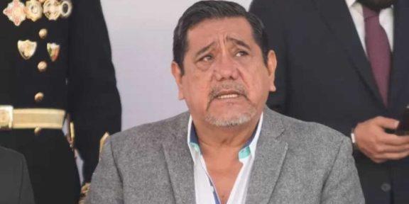 RETIRO DE CANDIDATURA DE FÉLIX SALGADO