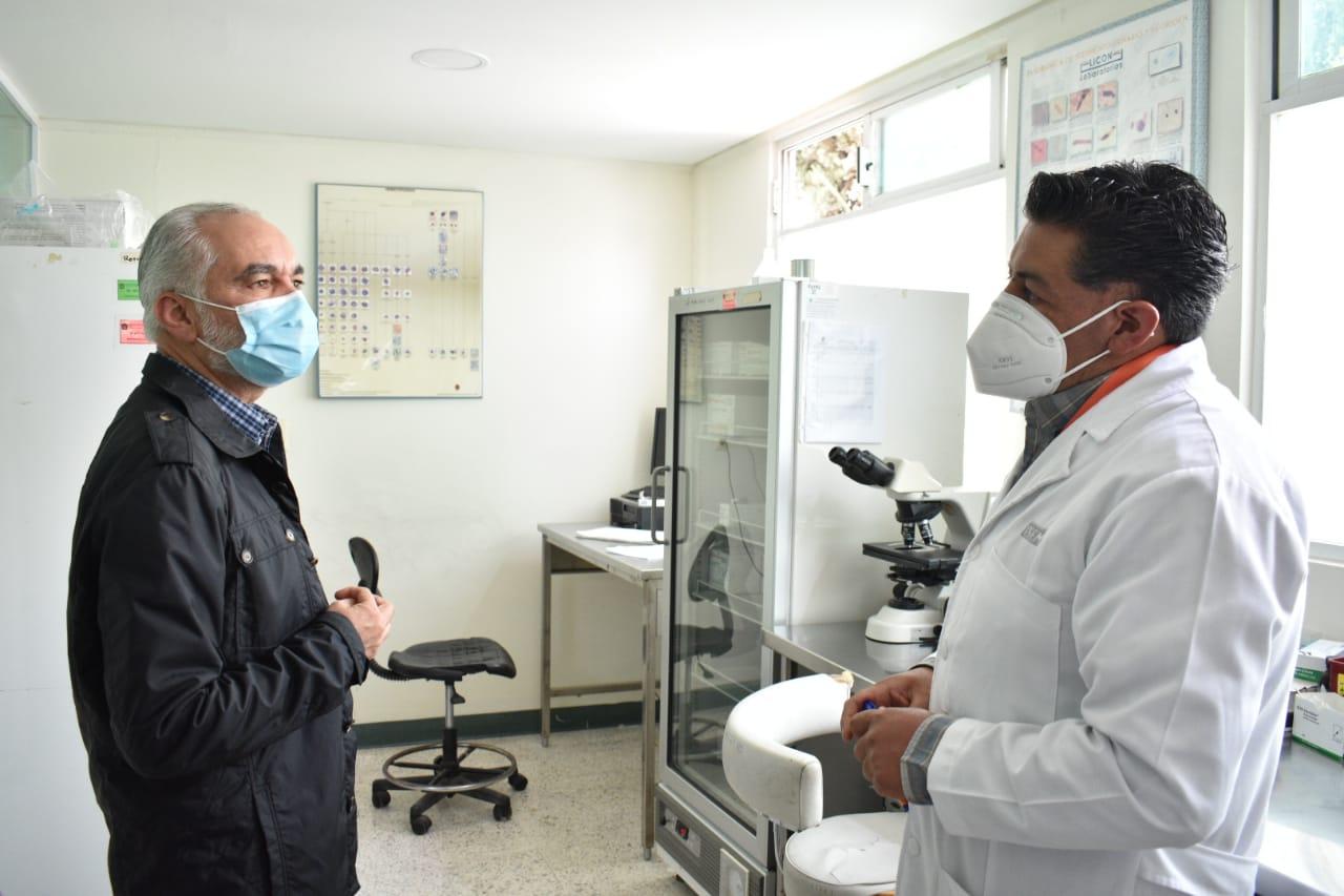 SALUD EDOMÉX SUPERVISA UNIDADES MÉDICAS DE PRIMER NIVEL DEL VALLE DE TOLUCA