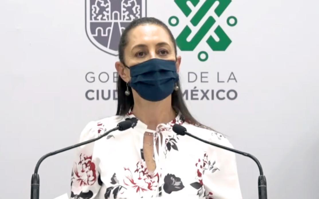 ANUNCIAN APLICACIÓN DE SEGUNDA DOSIS DE VACUNA ANTICOVID A ADULTOS MAYORES EN CDMX