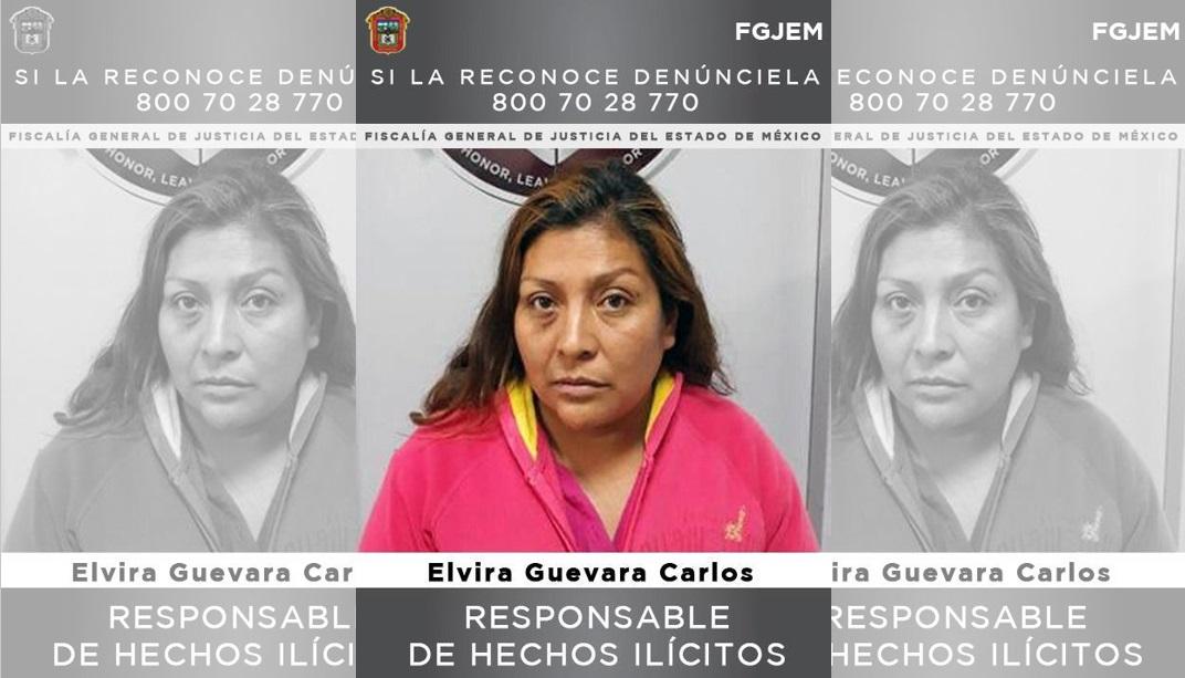 POR EL FEMINICIDIO DE SU NIETA DE NUEVE AÑOS DE EDAD, MUJER ES SENTENCIADA A 78 AÑOS DE PRISIÓN