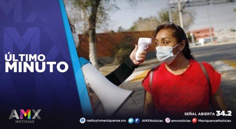 SALUD: MÉXICO REGISTRA 27 MIL 615 CASOS ACTIVOS DE COVID-19