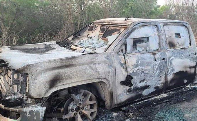 ENFRENTAMIENTO DEJA 8 MUERTOS EN CAMARGO, TAMAULIPAS