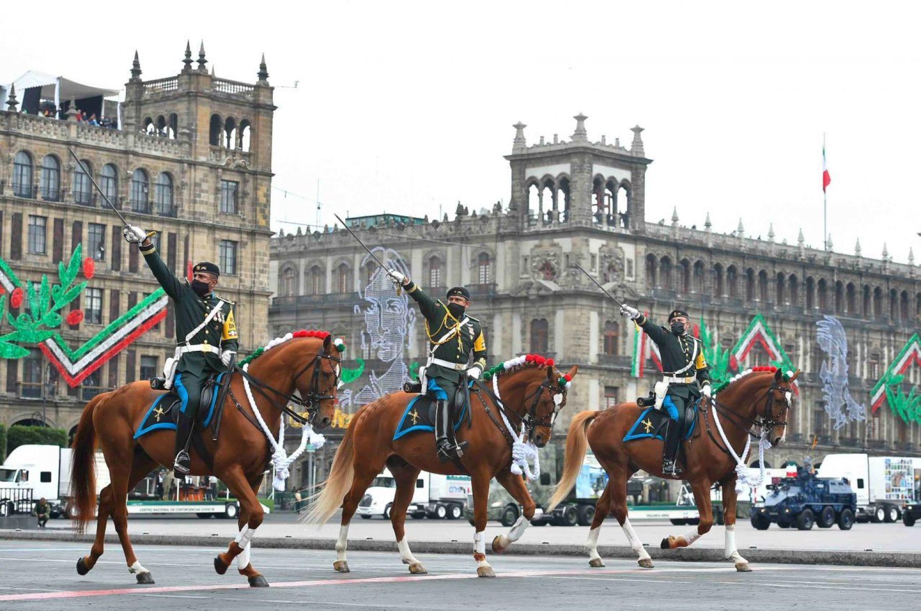 RUSIA PODRÍA PARTICIPAR EN EL 200 ANIVERSARIO DE LA INDEPENDENCIA DE MÉXICO