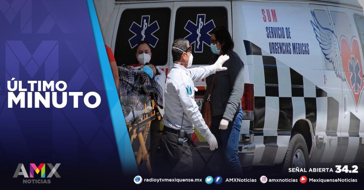 MÉXICO REGISTRA 24 MIL 490 CASOS ACTIVOS DE COVID-19