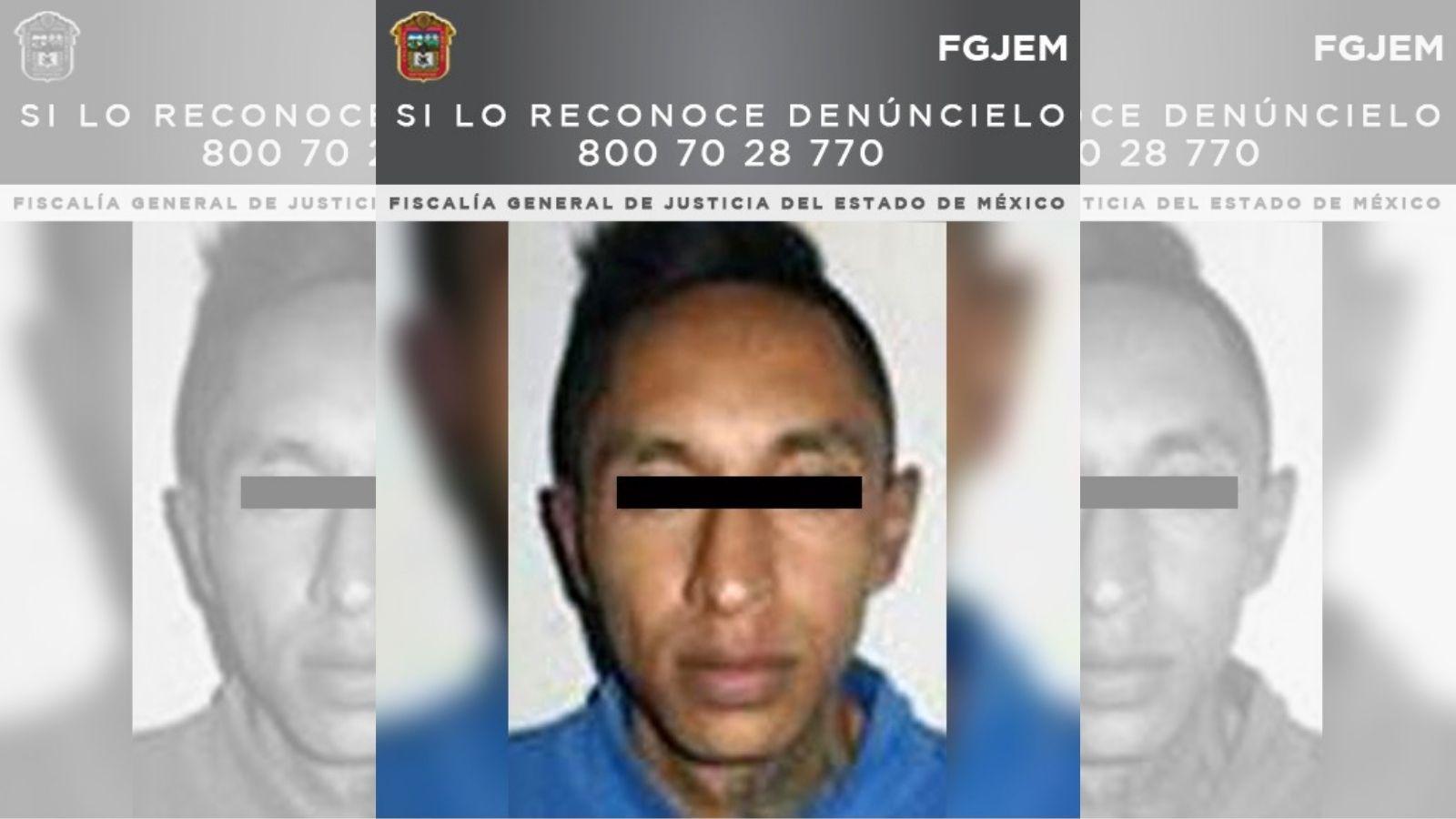 VINCULAN A PROCESO A SOSPECHOSO POR EL HOMICIDIO DE UN PROFESOR EN SAN MATEO ATENCO